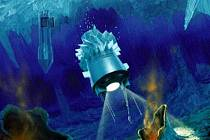 Mimozemské jezero pod Antarktidou? Ruští vědci jsou mu na dosah