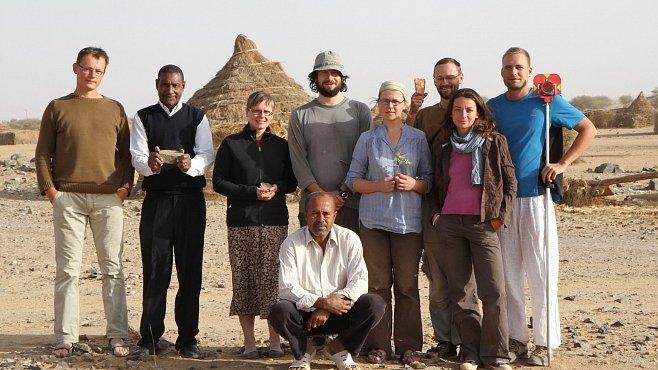 ROZHOVOR: Objev českých egyptologů odhaluje, jak se žilo v Africe, když Sahara nebyla ještě pouští