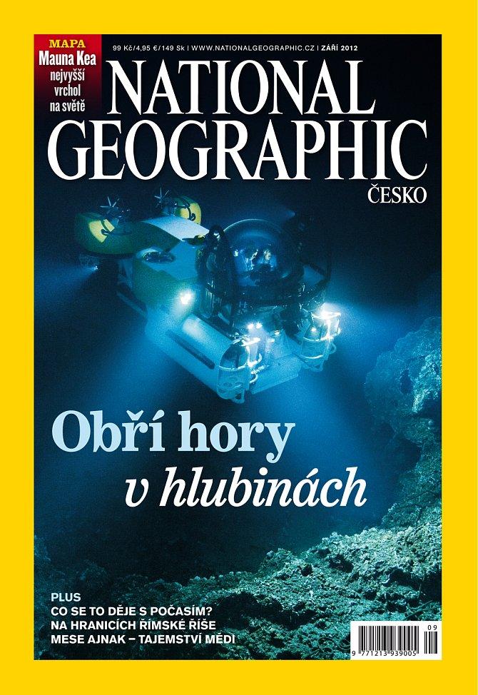 Obsah časopisu - září 2012