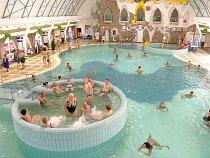 THERMAL CORVINUS Veľký Meder: Vnitřní bazén