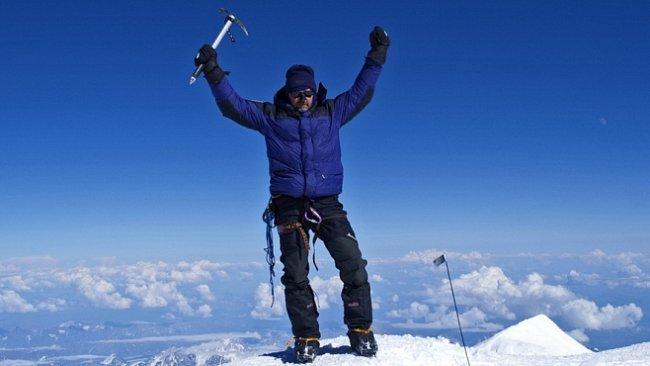 7 vrcholů 7 kontinentů: Miroslav Caban na Mount McKinley. Amerika u nohou