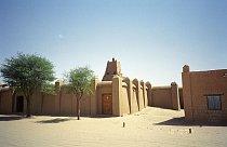Mešita Sankore v Timbuktu