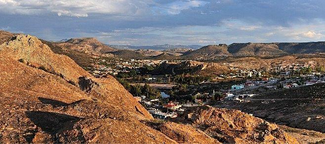 Mexiko ukrývá své Varhanní hory. Turisté k nim zavítají jen náhodou