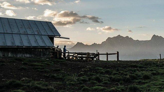 TRAVELER – Graubünden Malé Švýcarsko