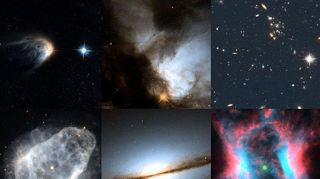 Skryté poklady: Nejkrásnější fotografie pořízené Hubbleovým teleskopem