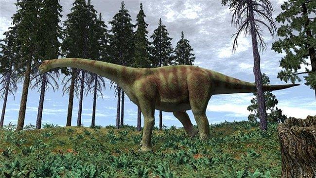 Ve Španělsku našli lebku největšího evropského dinosaura