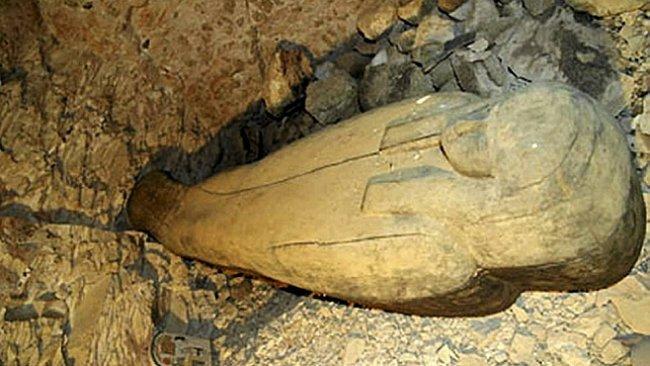 V údolí králů našli mumii 2700 let staré zpěvačky