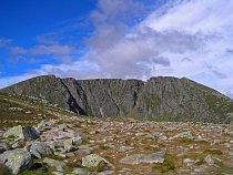 Holé vrcholky ve Skotsku