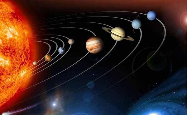 Fascinující: Na obloze bude vidět pět planet sluneční soustavy
