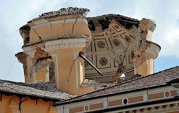 Vědci nepředpověděli zemětřesení. Půjdou za to do vězení