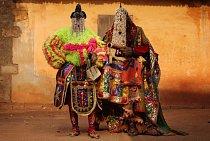 Kult voodoo je od roku 1989 ofociálním náboženstvím Beninu.