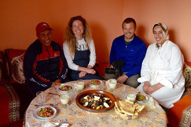 Kuchařské umění K Hadiji je v tomto přístavním městě vyhlášené. A to natolik, že začala učit místní kuchařky i zvědavé cestovatele. Ani já jsem neodolala.