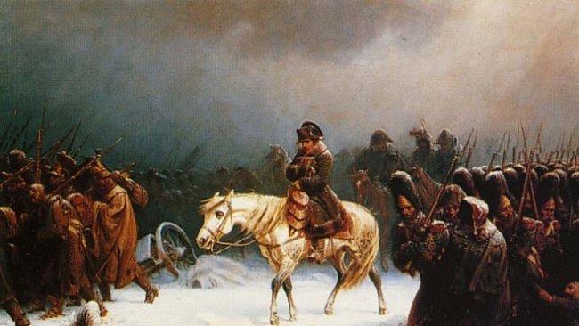 Napoleona porazily spíš vši než Rusové, hlad nebo velký mráz. Co se stalo?