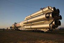 Přeprava rakety SES 5.