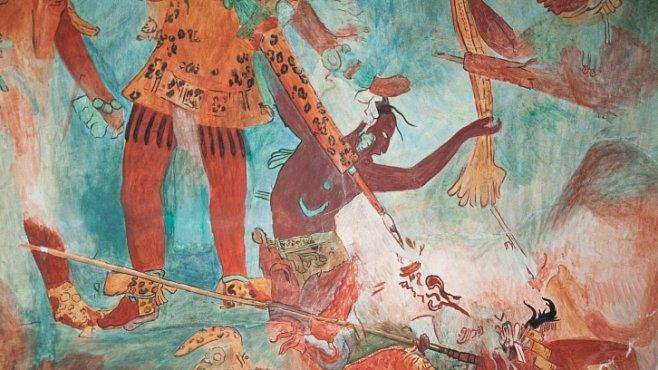 Jak vypadalo mayské divadlo? Byla to krvavá podívaná - dokazuje amfiteátr