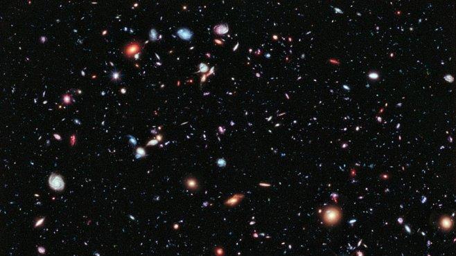 Nejvzdálenější část vesmíru je stará téměř jako on sám