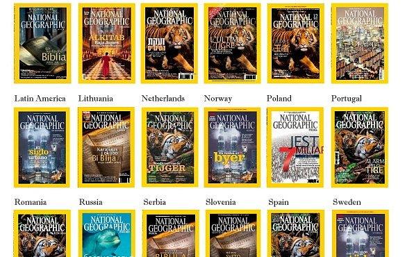 FOTOSOUTĚŽ: Vytvořte si vlastní obálku National Geographic a vyhrajte