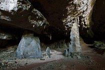 Jeskyně Hoq je dlouhá tři kilometry.