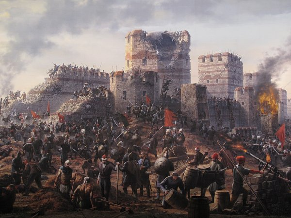 Pád Cařihradu 1453