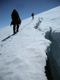 Ledovec Snaefellsjokul