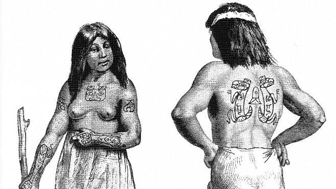 Science Café o tetování