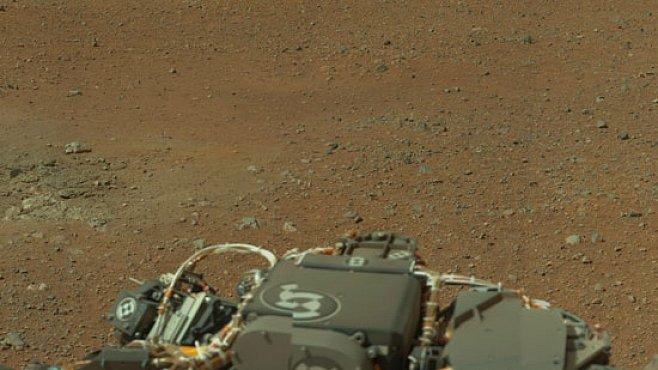 V železné kůži laboratoře Curiosity. Vyzkoušejte interaktivní animaci