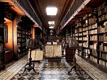 Basílica y Convento de San Francisco, Lima, Peru: Soubor 25 000 svazků v klášterní knihovně obsahuje první španělský slovník a texty z doby před španělskou conquistou. Knihovnu v centru Limy je možné navštívit v rámci půlhodinové prohlídky s průvodcem.