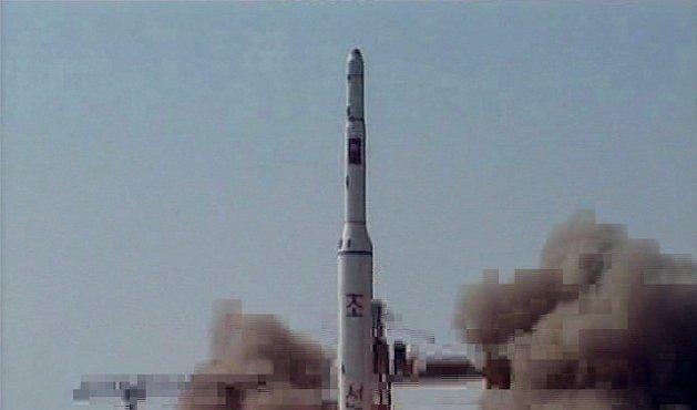 Dobývání vesmíru je drahé: KLDR by za cenu raketového testu nakrmila 80 procent občanů