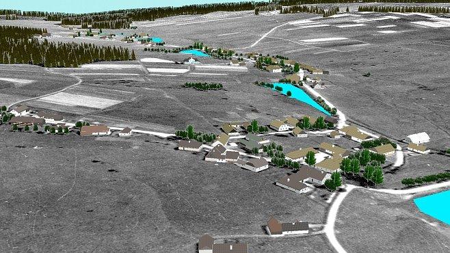 Česká krajina v 3D: jak trojrozměrný model zachraňuje paměť národa