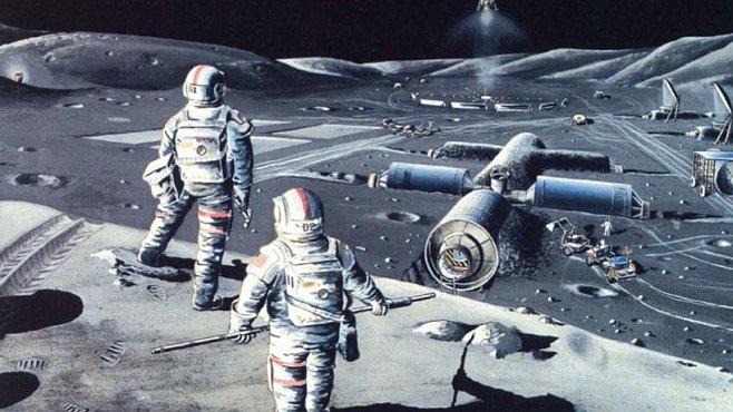 Co přinese lidstvu základna na Měsíci? 3+182 důvodů, proč ji postavit