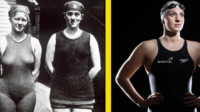 SROVNÁNÍ: Tak neskutečně se změnily olympijské sporty za 100 let