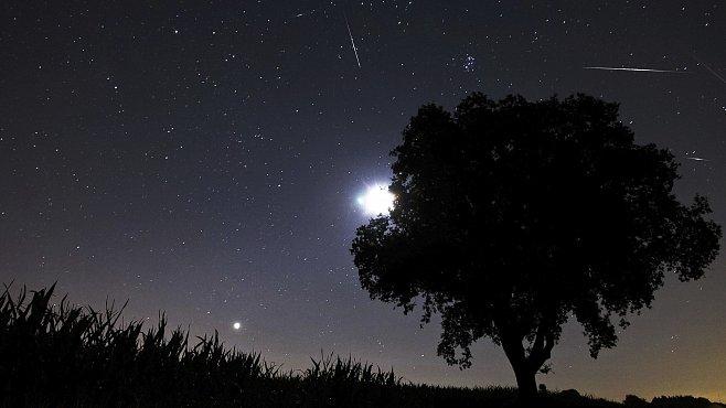 První podívaná na obloze v roce 2013: Nový rok přivítá meteorický roj Kvadrantidy