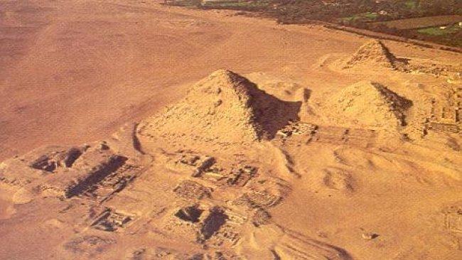 Čeští vědci našli v Abúsíru hrob staroegyptské princezny