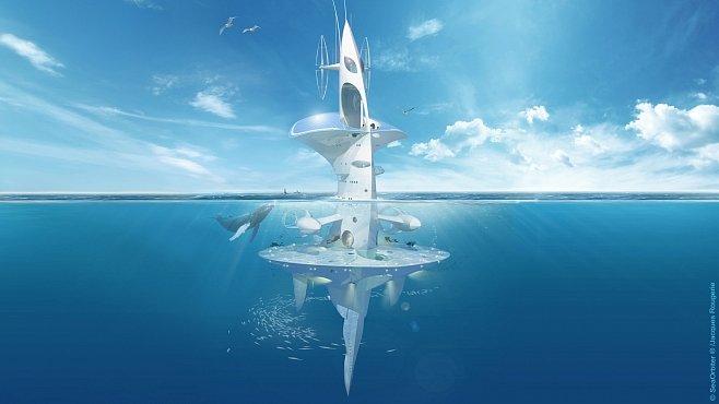 SeaOrbiter se má stát novým dobyvatelem moří