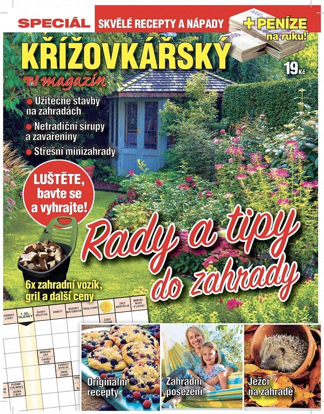 Křížovkářský TV magazín: Rady a tipy do zahrady