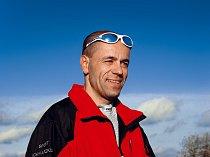 Nejlepší český horolezec Radek Jaroš