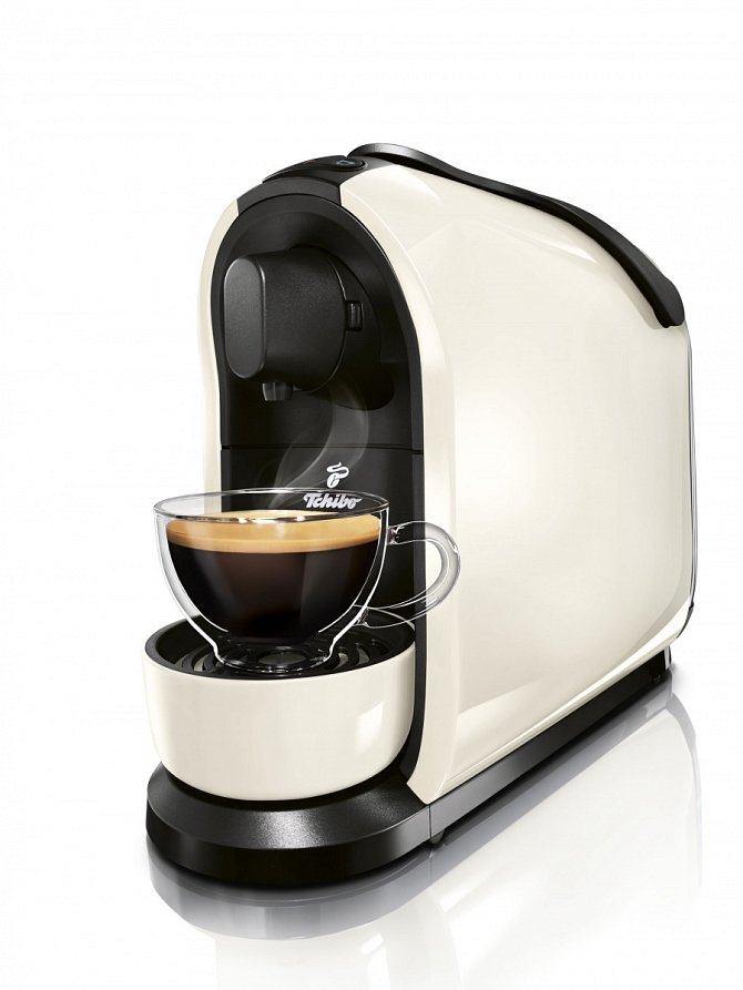 kávovar Cafissimo PURE white