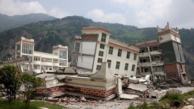 Zemětřesení, které způsobil člověk: když zmizela voda, spadlo město