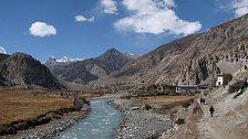 Annapurna, Nepál