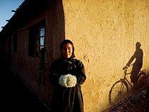 Mongolská vesnice