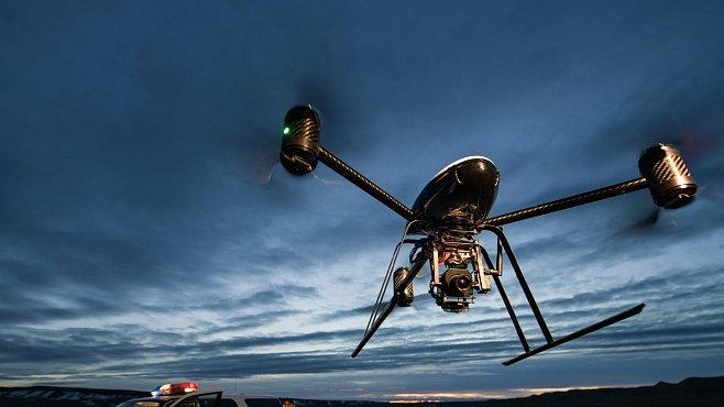 Bezpilotní letouny opouštějí válečná území a vydávají se hledat zločince. Exkluzivně pro NG