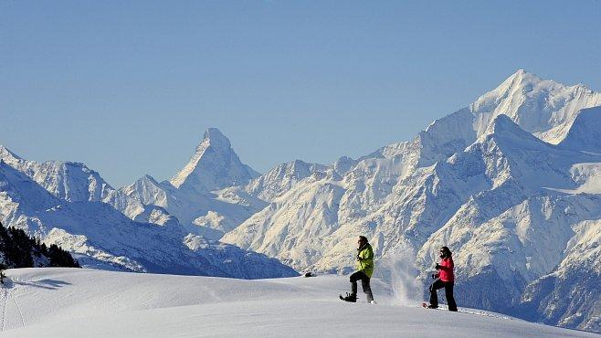 Švýcarsko: novinky zimní sezóny 2014/2015