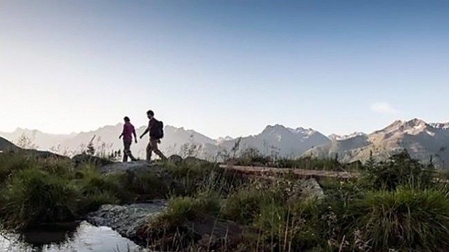 Graubünden: Krásné výhledy v alpské metropoli přírody