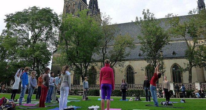 3. a 4.ročník Vegefestu se konal na Vyšehradě.