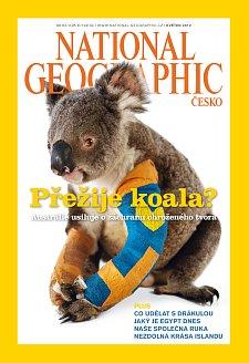 Obsah časopisu – květen 2012