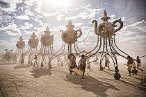 Pohled do zákulisí Burning Man festivalu očima Marka Musila.