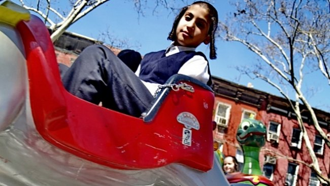 OBRAZEM: Americká matějská pouť aneb Pesach po newyorsku