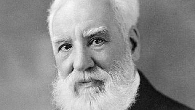 Vynálezce telefonu , mikrofonu, gramofonu a strýc National Geographic - to byl Graham Bell