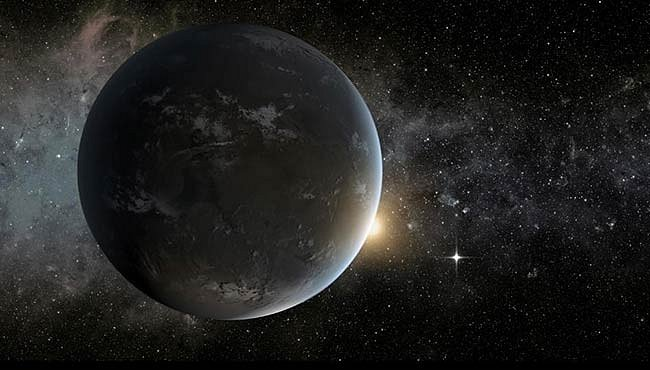U vzdálené hvězdy našla NASA dvě obyvatelné planety, na jedné je Havaj a na druhé Aljaška