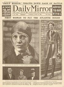 Letající legenda - tak označoval tisk výkony Amelie.